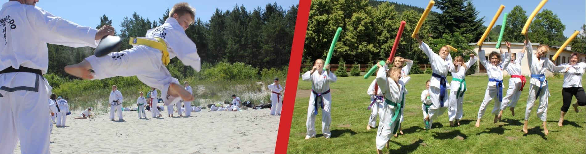 obozy taekwondo